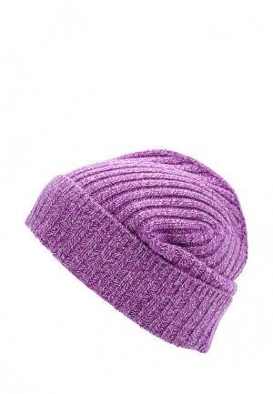 Шапка Max&Co. Цвет: фиолетовый
