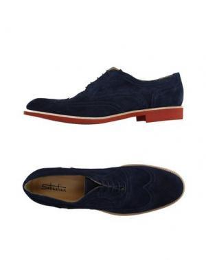Обувь на шнурках SEBASTIAN. Цвет: темно-синий
