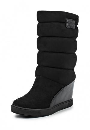 Сапоги Dino Ricci Trend. Цвет: черный