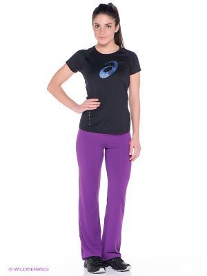 Брюки JAZZ PANT ASICS. Цвет: фиолетовый