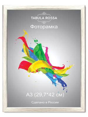 Фоторамка 29,7х42 №450 Tabula Rossa. Цвет: серебристый