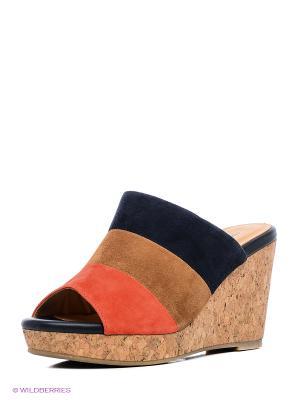 Сабо Shoe the Bear. Цвет: светло-коричневый