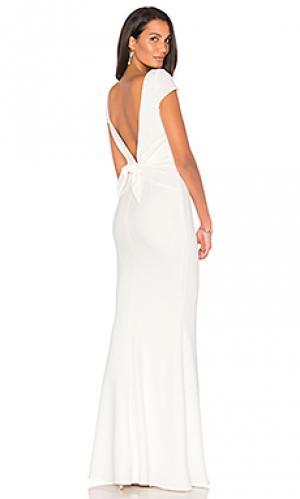 Вечернее платье intrigue Katie May. Цвет: ivory