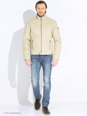 Куртка Sail Exp. Цвет: бежевый