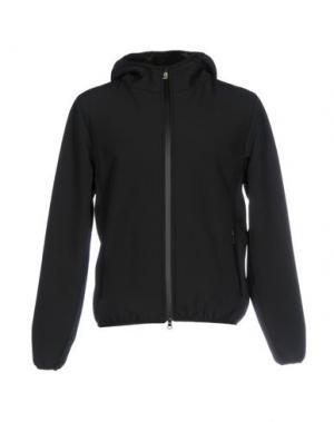 Куртка F**K PROJECT. Цвет: черный