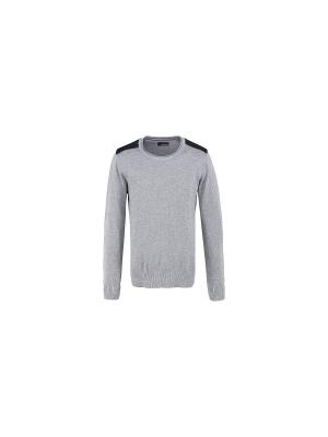 Пуловер Terance Kole. Цвет: серый