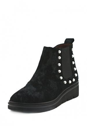 Ботинки Hispanitas. Цвет: черный