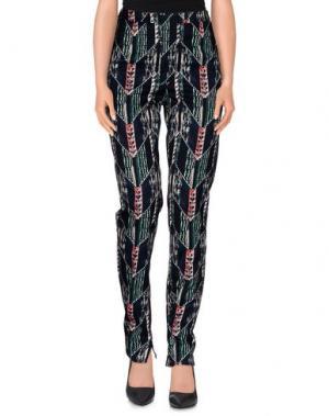 Повседневные брюки MATTHEW WILLIAMSON. Цвет: темно-зеленый