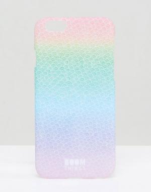 Boom Things Радужный чехол для iPhone 6/6S