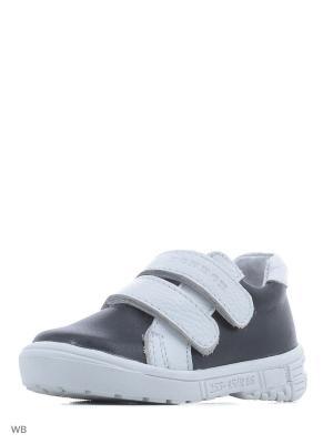 Ботинки Ronnon. Цвет: черный, белый