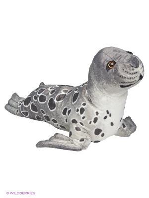 Мягкая игрушка Тюлень, 57 АБВГДЕЙКА. Цвет: серый