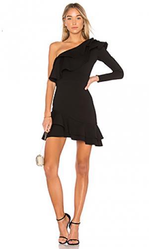 Мини платье pavel Amanda Uprichard. Цвет: черный