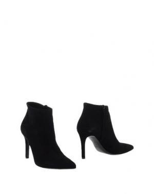 Полусапоги и высокие ботинки JET SET. Цвет: черный