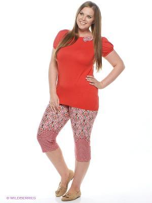 Комплект одежды CATHERINE'S. Цвет: терракотовый
