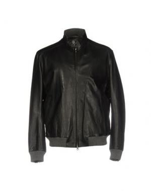 Куртка MANUEL RITZ WHITE. Цвет: черный