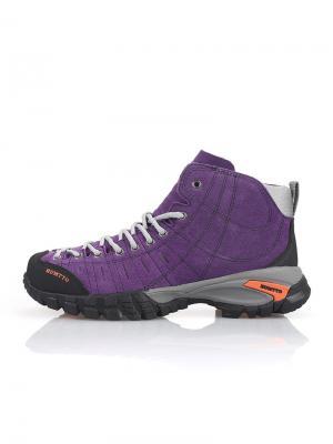Ботинки Humtto. Цвет: темно-фиолетовый