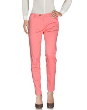 Повседневные брюки MASON'S. Цвет: светло-фиолетовый