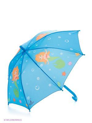Зонт детский Русалочка Mary Poppins. Цвет: синий