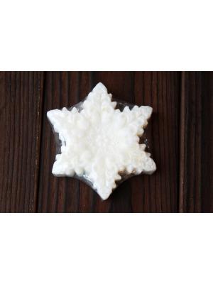 Сувенирное мыло - Снежинка Entourage. Цвет: белый