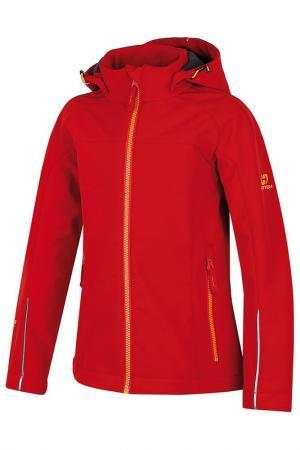 Куртка HANNAH. Цвет: красный