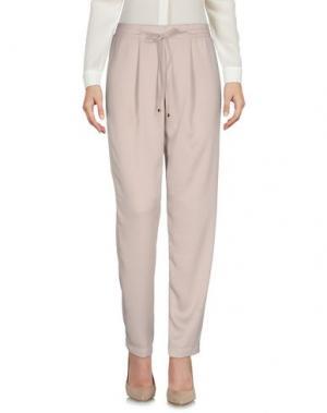 Повседневные брюки DONATELLA DE PAOLI. Цвет: бежевый
