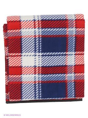 Плед для пикника Larsen. Цвет: синий, красный, белый