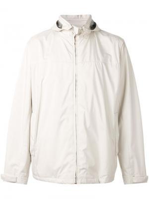 Спортивная куртка Loro Piana. Цвет: телесный
