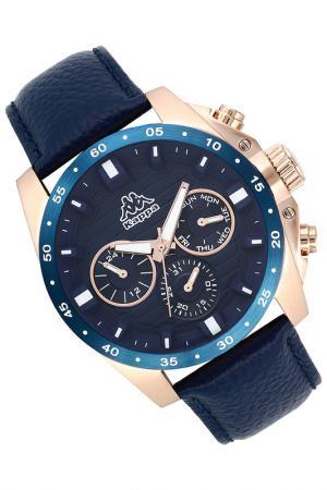 Часы Kappa. Цвет: розовый, синий