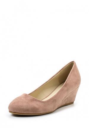 Туфли Mada-Emme. Цвет: розовый