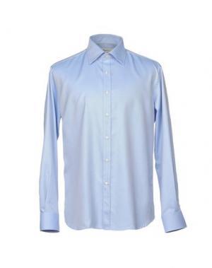 Pубашка INGRAM. Цвет: лазурный
