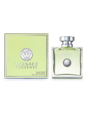 Versense edt 100 ml Versace. Цвет: салатовый