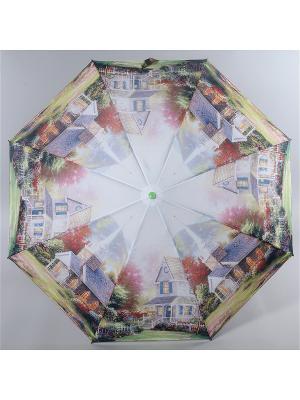 Зонт Magic Rain. Цвет: зеленый, бледно-розовый, сиреневый