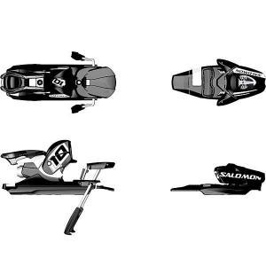 Крепления для лыж  Nr L7 Easy Track B80 Black Salomon. Цвет: черный