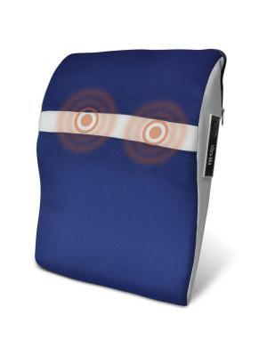 Массажная подушка Vibra Mia WH. Цвет: синий