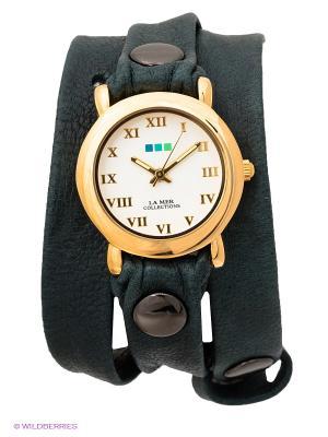Часы La Mer Collections. Цвет: морскаяволна
