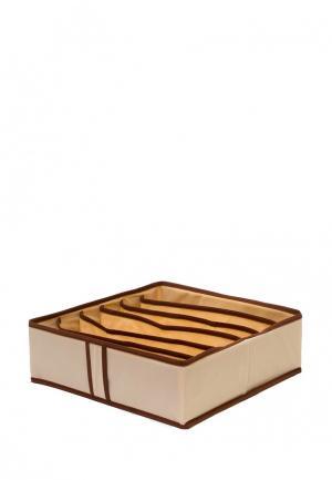 Система хранения для белья Homsu. Цвет: бежевый
