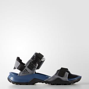 Сандалии Cyprex Ultra II  TERREX adidas. Цвет: черный