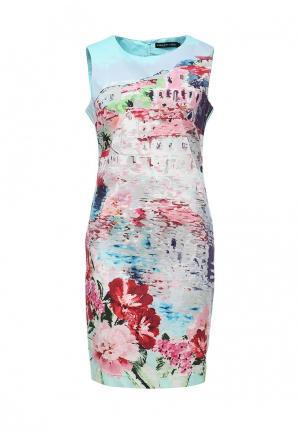 Платье Concept Club. Цвет: разноцветный