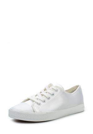 Кеды Y & L. Цвет: белый
