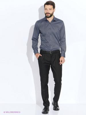 Рубашка LIVANSO. Цвет: черный