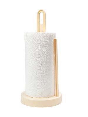 Держатель для бумажных полотенец Solo (слоновая кость) Berossi. Цвет: бежевый