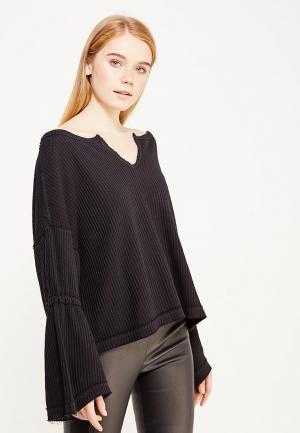 Пуловер Free People. Цвет: черный
