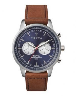 Наручные часы TRIWA. Цвет: синий