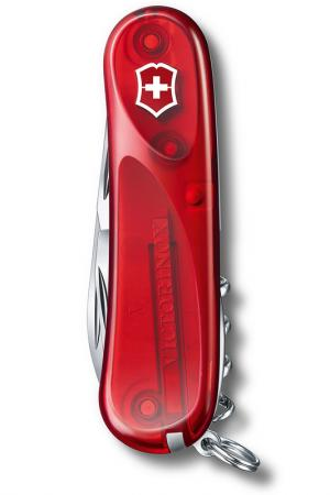 Нож перочинный 13 функций Victorinox. Цвет: красный