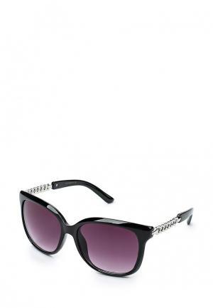 Очки солнцезащитные Zarina. Цвет: черный