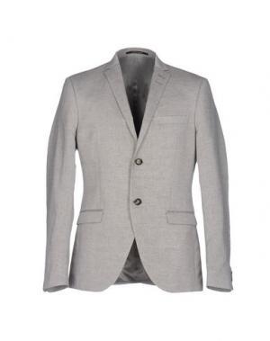 Пиджак TIGER OF SWEDEN. Цвет: светло-серый