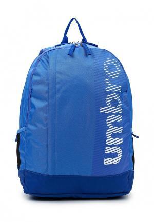 Рюкзак Umbro. Цвет: голубой