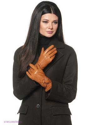 Перчатки женские Piero. Цвет: бежевый