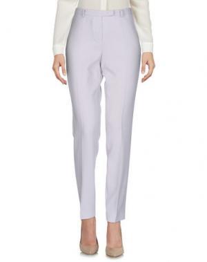 Повседневные брюки WINDSOR.. Цвет: светло-розовый