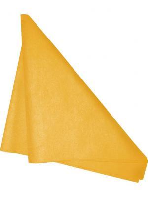 Top house cалфетка  антистатик, 40*40 см.. Цвет: горчичный, светло-коричневый, светло-оранжевый